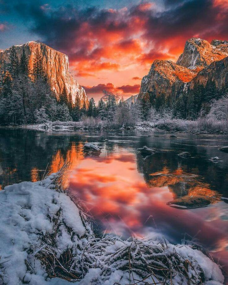 """Dramatic light makes for this amazing pic of Yosemite National Park in California. For Niaz Uddin, Yosemite has always fascinated him. """"When I got my driver license for the first time, I just rented a car and drove to Yosemite from Los Angeles. Now having the opportunities to travel and capture this beauty means everything to me."""" Photo courtesy of Niaz Uddin."""