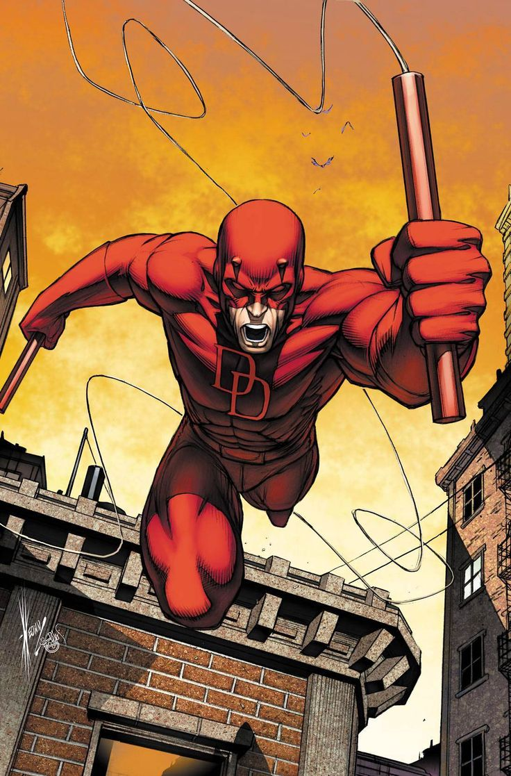 Daredevil (by Dale Keown)