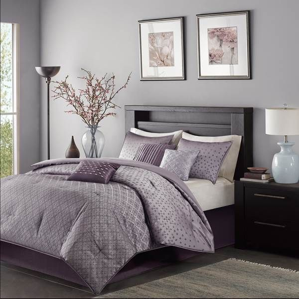 25+ Best Ideas About Purple Bedding On Pinterest