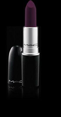 MAC Cosmetics: Lápiz labial en terciopelo antiguo