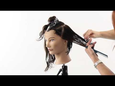 Video Alert! Short Natural Textured Bob by Ruth Roche//love this!!