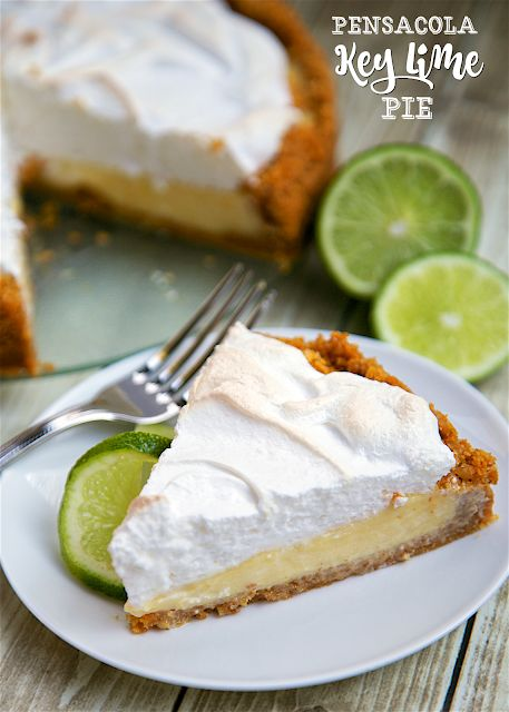 Pensacola Key Lime Pie | Plain Chicken®
