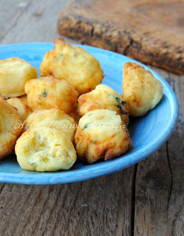 Bombette di ricotta ricetta siciliana antipasto finger food vickyart arte in cucina