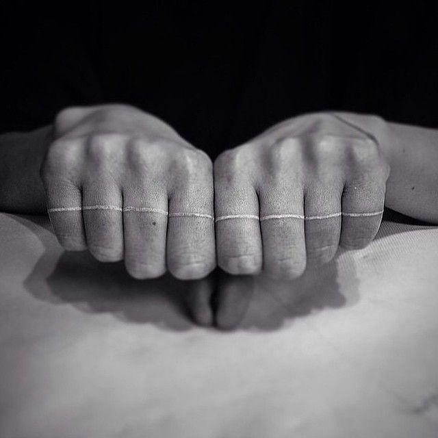 👊 #white #ink #tattoo #whiteink #whitetattoo #whiteinktattoo