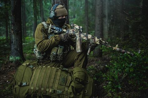 Russian Special Forces Spetsnaz