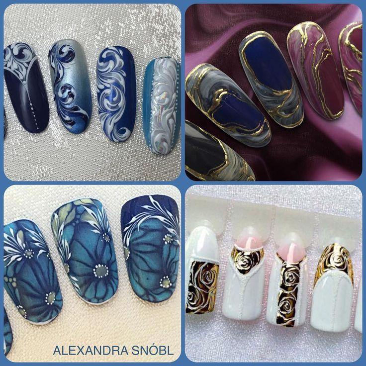 Studio nail art mix #moyra