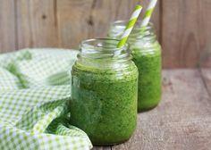 Mixgetränk zur Darmreinigung Smoothies