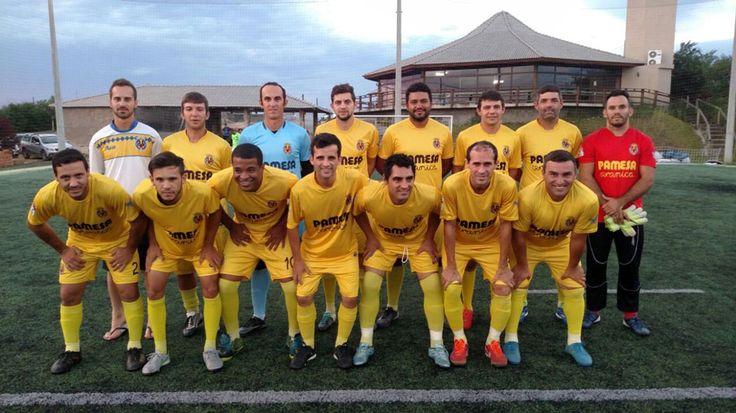 Villarreal vence amistoso contra Amigos do Trevo em Criciúma
