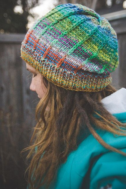 1000 Images About Knitting Hat Free Patterns On Pinterest