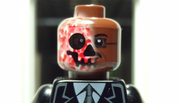 Lego Breaking Bad Death of Gus - YouTube