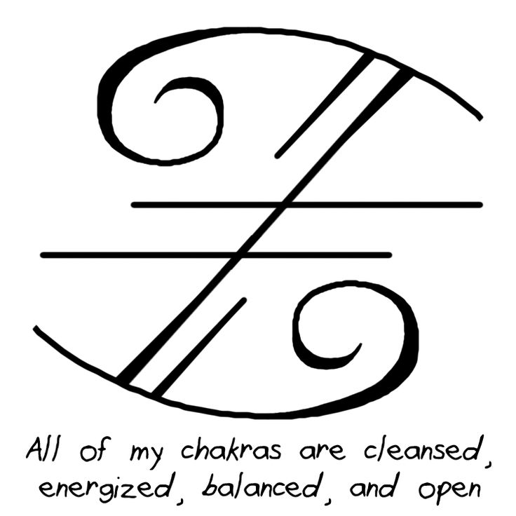 """keyverseau said: Hello there can I get a Sigil for """"All of my chakras are cleansed, energized, balanced, and open."""" And also if it's not too much trouble """"my aura is purified, flexible, and strong""""..."""