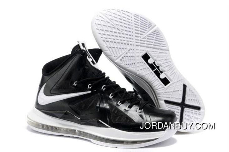 http://www.jordanbuy.com/real-2013-nike-zoom-lebron-10-x-mens-shoes-black-white-sneaker.html REAL 2013 NIKE ZOOM LEBRON 10 X MENS SHOES BLACK WHITE SNEAKER Only $85.00 , Free Shipping!