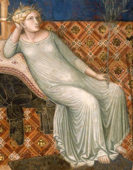 Ambrogio Lorenzetti - la Pace (Allegoria del Buon Governo) - affresco - 1338-1339 - Siena - Palazzo Pubblico, Sala dei Nove o Sala della Pace