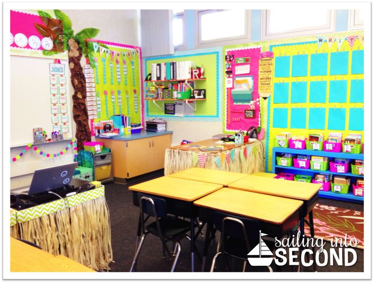 Creative Teaching Press Classroom Decorations ~ Best ideas about beach themed rooms on pinterest