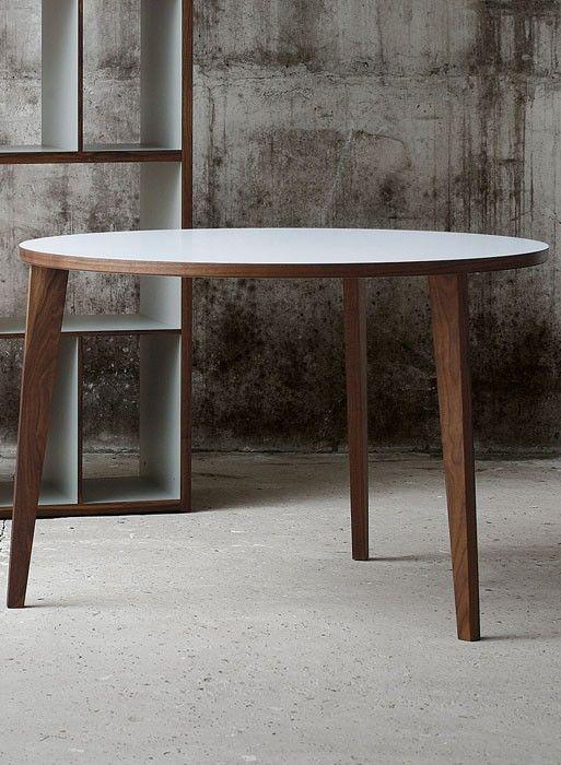 Alternative table ronde au lieu de rectangulaire