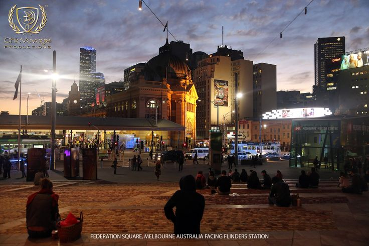Fed Square is an awesome and well designed spot to meet and hang out. Why don't more cities follow their lead? http://chicvoyagetravel.com/14-days-in-the-most-livable-city-in-the-world/