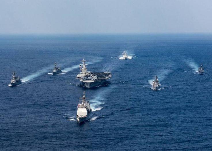 """Corea del Nord: """"Offensivo l'invio della portaerei. Reagiremo"""" - IlGiornale.it"""