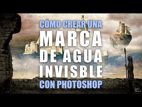 Tripiyon Tutoriales | Cómo crear una marca de agua invisible con Photoshop