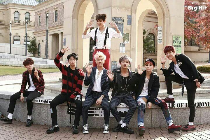 {BTS's J-Hope, Jungkook, Jin, Suga, Rap Monster, Jimin, V} #JHope #Jungkook #Jin #Suga #RapMonster #Jimin #V #JungHoseok #JeonJungkook #KimSeokjin #MinYoongi #KimNamjoon #ParkJimin #KimTaehyung #BTS