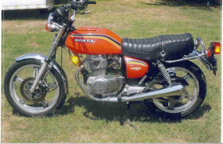 My Dads old bike. Wish I could afford it for him lol