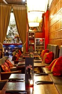 Marmalade - a stunning place to enjoy a brunch in a stunning décor in the heart of the Raval