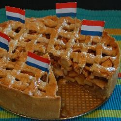 Hollandse appeltaart