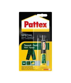 Con la colla Pattex Special Tessuti puoi facilmente incollare tutti i tipi di materiale tessile. Scopri di più riguardo il nostro adesivo speciale.
