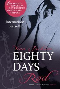 Eighty days rød
