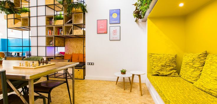 Anticafé Beaubourg - Coworking Paris - Neo-nomade : Work outside the box