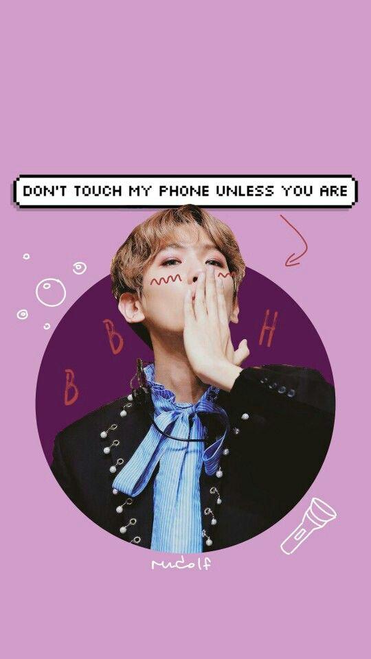 ♡ Baekhyun ♡ wallpaper EXO