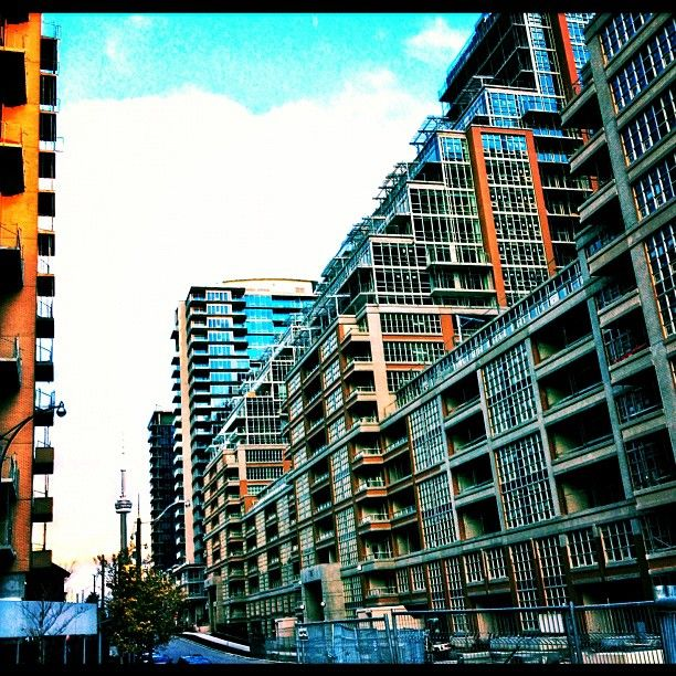 Liberty Village in Toronto, ON