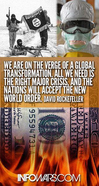 David Rockefeller                                                                                                                                                                                 More