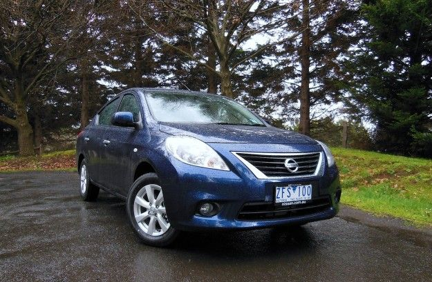 Nissan Almera dropped from local line-up - http://www.caradvice.com.au/296309/nissan-almera-dropped-from-local-line-up/