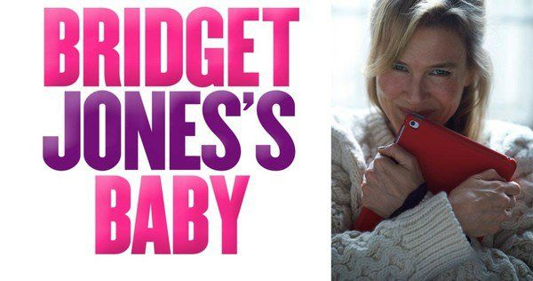 In an unlikely twist Helen Fielding's heroine finds herself pregnant in the first trailer for Bridget Jones's Baby, in theaters this fall.