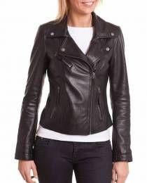 Ledermode dames - Lederen jassen kopen voor vrouwen | Leathertribe.be