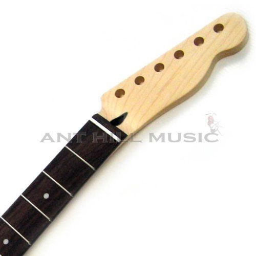 Fender Licensed Telecaster Guitar Neck - Rosewood by Mighty Mite. $90.99. Fender Licensed Maple & Rosewood Replacement Telecaster Neck - MM2904 Factory First, 'A' Stock, Fender licensed, Telecaster neck. This brand new Mighty Mite model 2904 replacement telecaster neck is completely shaped, fretted, inlaid and finished in a satin, oil based poly.These necks are made from the finest Northern Michigan or Canadian Hard Rock Maple and are comparable in quality and design to...