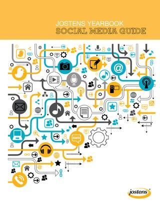 Jostens Yearbook Social Media Guide