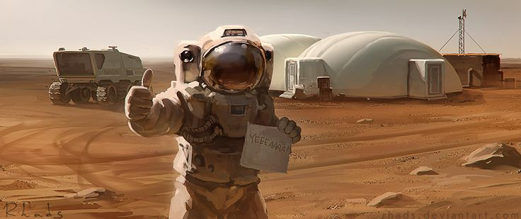 Neil deGrasse Tyson Describes NASA's Mission in Latest Peek at The Martian