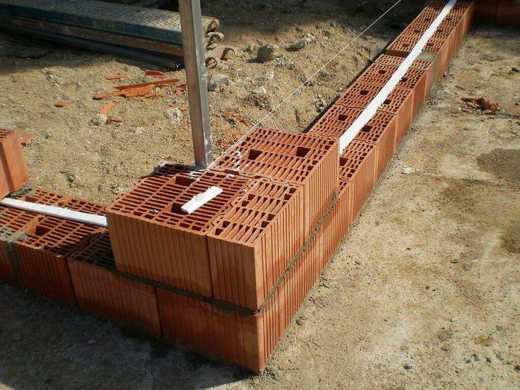 Termoarcilla aislante termico utilizado en nuestros proyectos de construccion