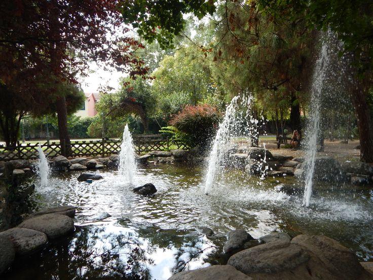 #κατερινη #παρκο #ελλαδα #катерини #греция #парк #фонтан