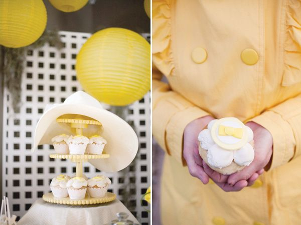 derby-party-fundraiser-yellow-cupcakes