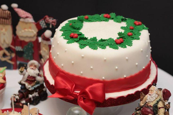 Torta de Navidad!