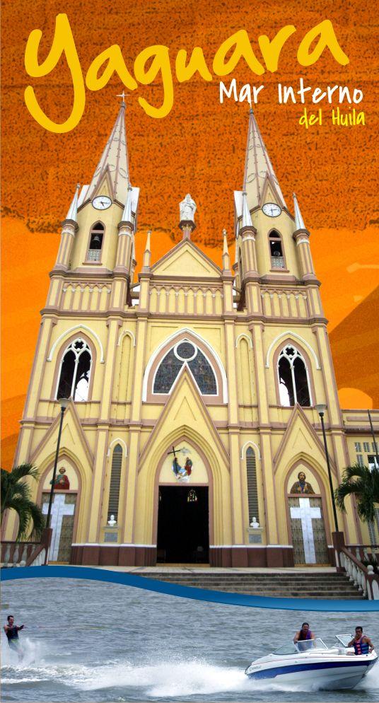 YAGUARA - HUILA ~ Agencia de Viajes Yimmy Tours Neiva.
