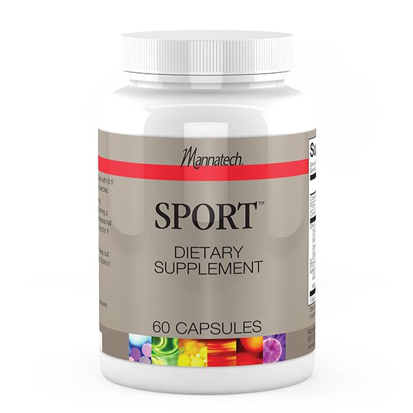 Sport - Support your body's natural recovery process to keep you healthy and active