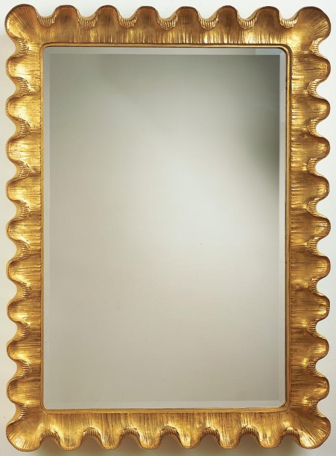 """Wall decor. Mirror for living room. Wave Moderne Mirror 
