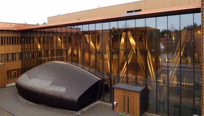 UEF - Joensuu campus, The Finnish Forest Research Institute (Metla)