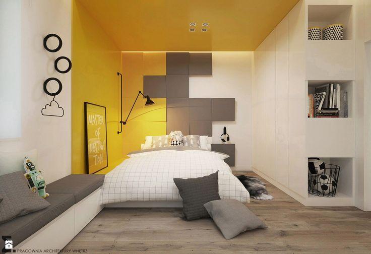 Pokój dziecka styl Nowoczesny - zdjęcie od ELEMENTY - Pracownia Architektury Wnętrz