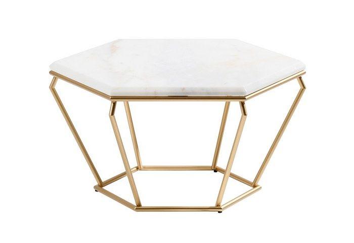 Tavolino con piano in marmo Elwood, Philipp Selva | GiornoIdea.com