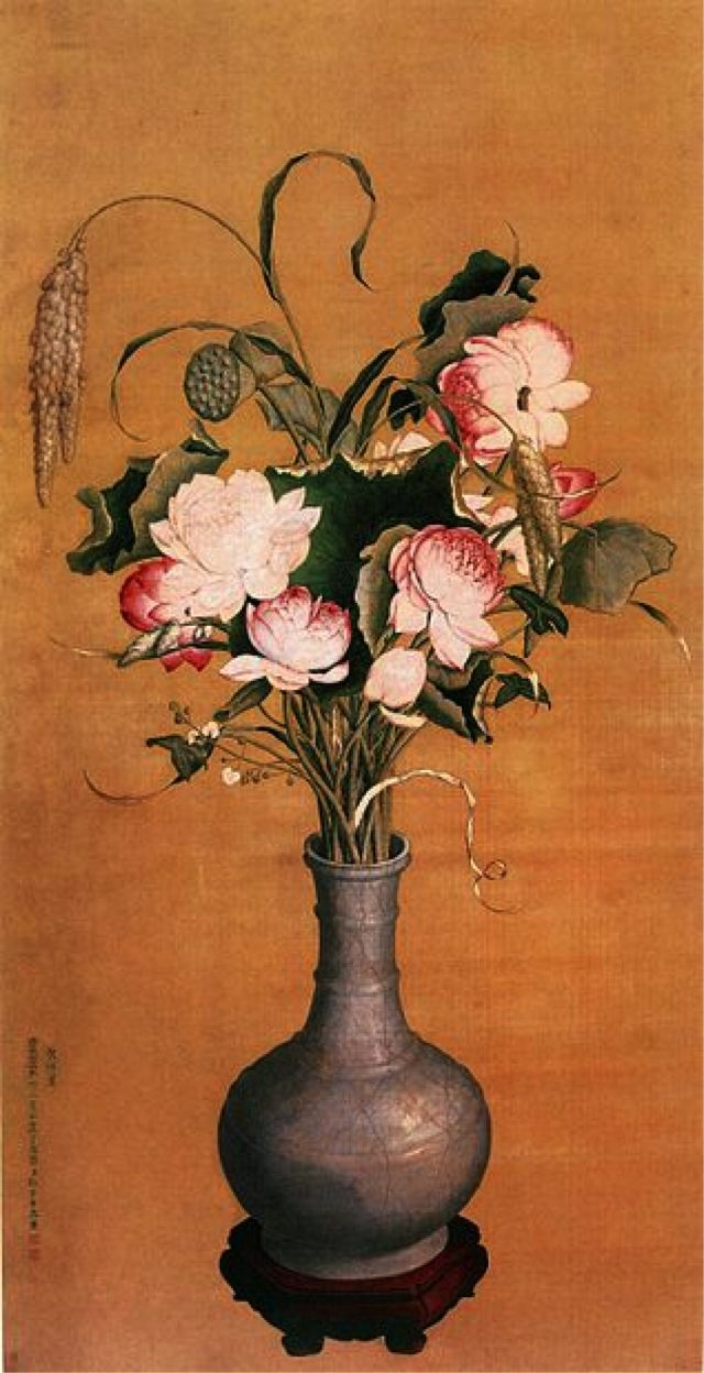 Assembled Auspiciousness,Giuseppe Castiglione's Chinese Painting (Part 1),Chinagaze,See More at http://www.chinagaze.com/2013/07/10/giuseppe-castigliones-chinese-painting-part-1/