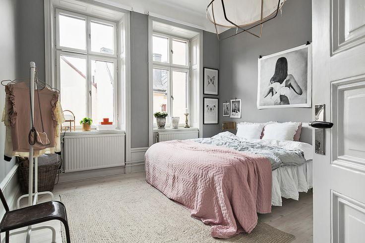 bostadsratsspecialisten, http://trendesso.blogspot.sk/2015/10/light-swedish-apartment-in-grey.html